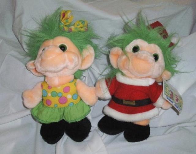 Peluches troll fête foraine, marque Trolio 12081407493915254110210643