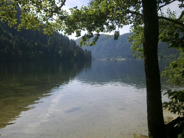 Le lac de Longemer 12081412002011002110209119