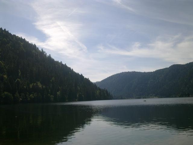 Le lac de Longemer 12081412022911002110209134