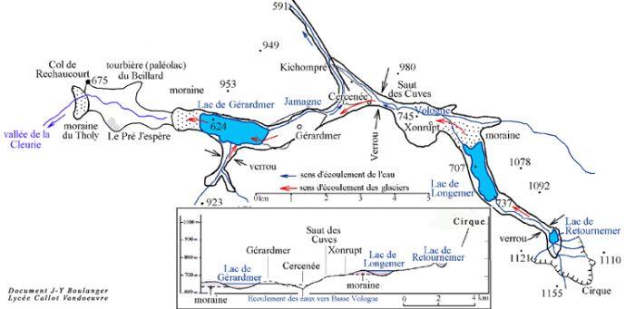 Le lac de Longemer 12081412300111002110209199