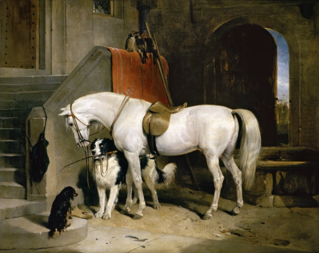Peinture de Sir Edwing Henry Landseer dans e) COUPS DE COEUR 12081504082615299610212754