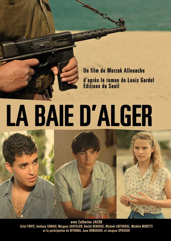 [MULTI] La Baie d'Alger (2012) [FRENCH] [DVDRiP]