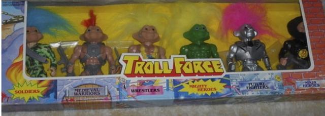 Troll Force (Toys 'N Things) 12081607131515254110216455