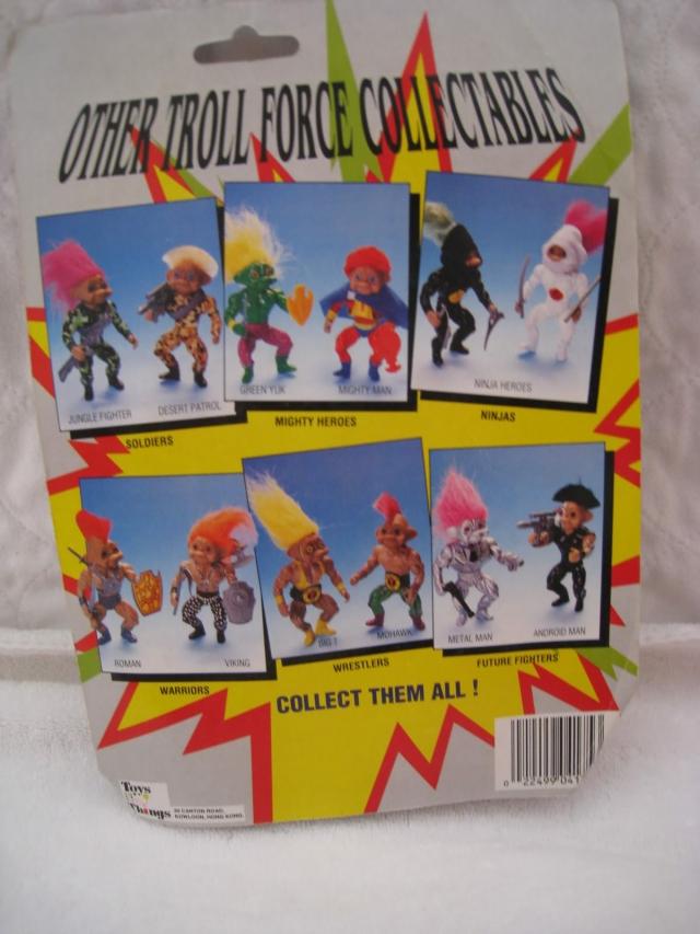 Troll Force (Toys 'N Things) 12081607132015254110216461