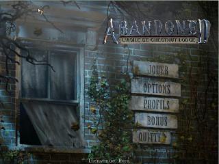 Abandoned: L'Asile de Chestnut Lodge [FR] [Multi]