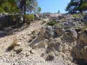 Collado de Los Prados - ES-AL-1191 mètres