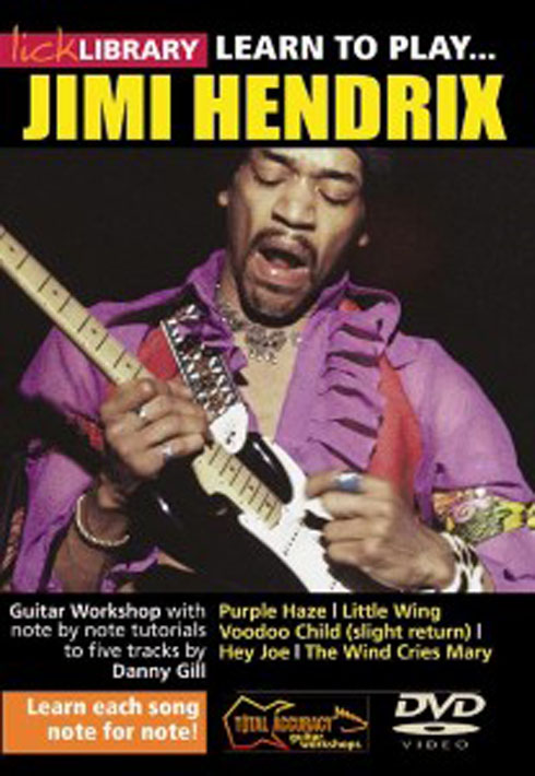 12082102455013799910230997 [Guitare] Learn to Play Jimi Hendrix The Solos   DVDRIP xVid English