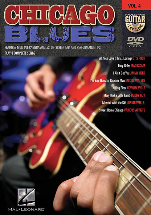 12082107302113799910232199 [Guitare] Guitar Play Along Vol. 04   Chicago Blues   DVD iso