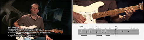 12082402261413799910240173 [Guitare] Guitar Play Along Vol. 04   Chicago Blues   DVD iso