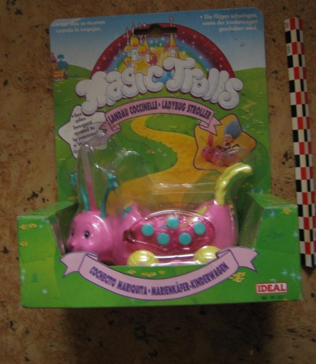 Accessoires Magic trolls Babies, Applause/Idéal 12082406515815254110241174