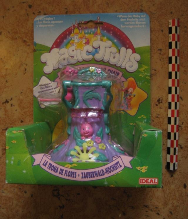 Accessoires Magic trolls Babies, Applause/Idéal 12082406550015254110241188