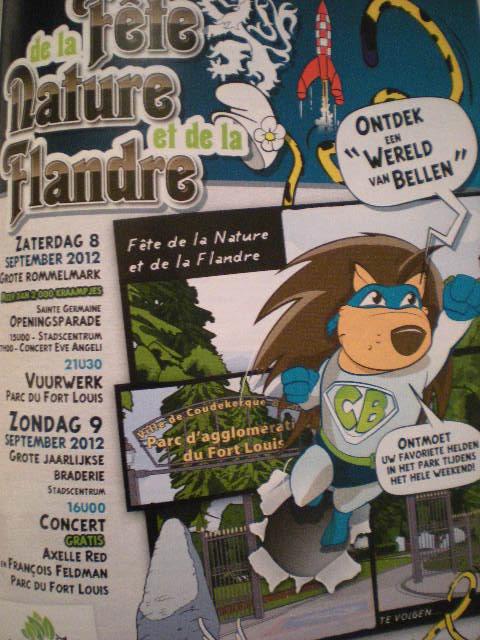 """""""Honderd procent goede ideeën Duinkerke Frans-Vlaanderen"""" 12082410043714196110241689"""