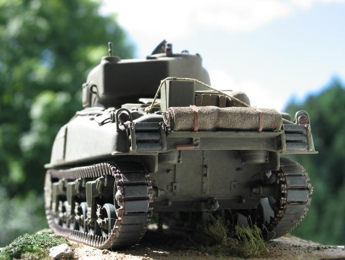 Sherman M4A1(75) Italeri 1/35 1208260147576670110247297