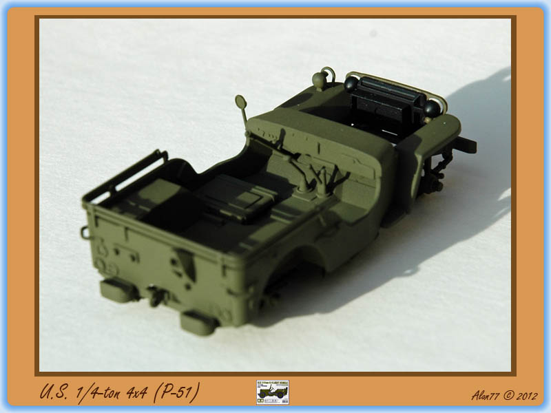 [TAMIYA] U.S. 1/4-ton 4x4 Light Vehicle 1/48 1208270944055585010253024