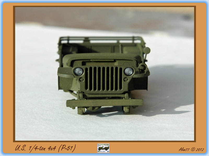 [TAMIYA] U.S. 1/4-ton 4x4 Light Vehicle 1/48 1208270944295585010253026