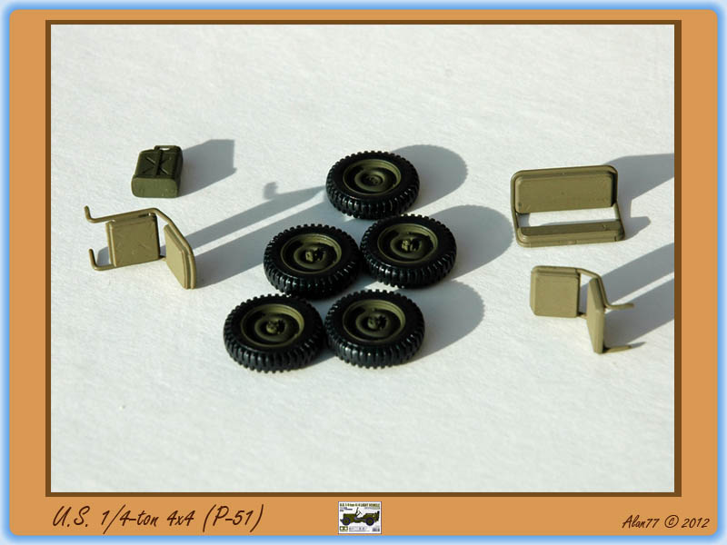 [TAMIYA] U.S. 1/4-ton 4x4 Light Vehicle 1/48 1208270944495585010253028