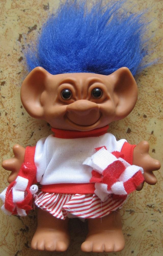 Trolls Wishnik, par Uneeda 12082807250415254110255850
