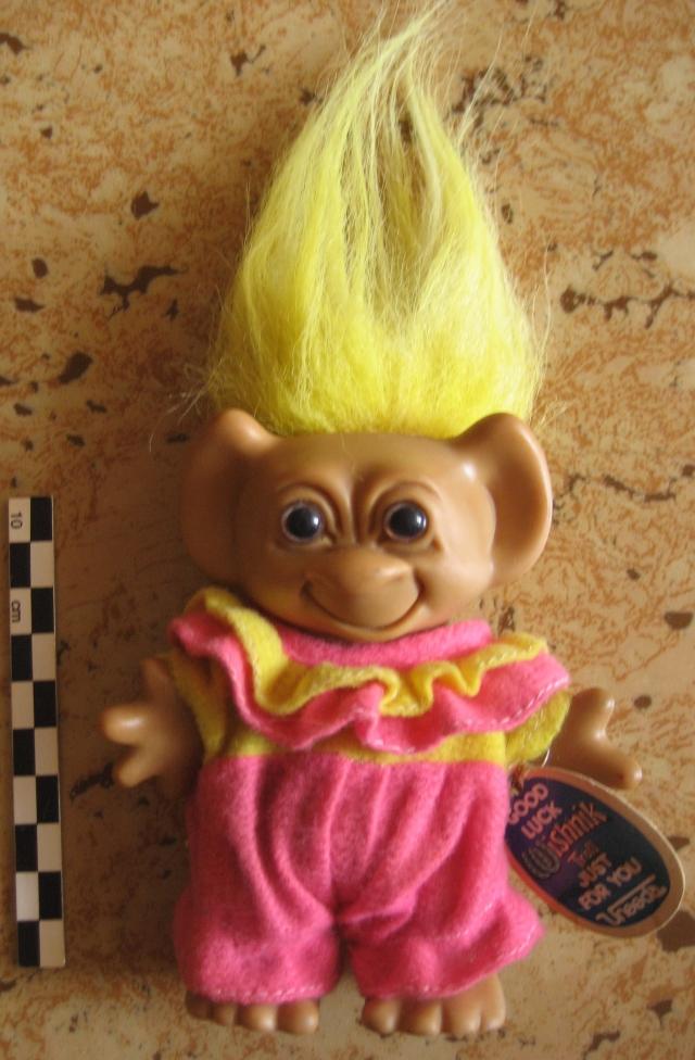 Trolls Wishnik, par Uneeda 12082807252215254110255854