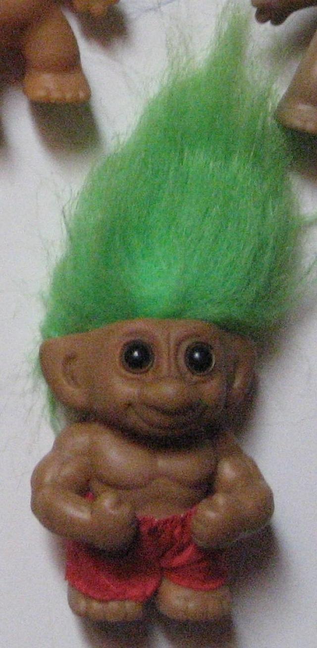 Trolls Wishnik, par Uneeda 12082807271615254110255865