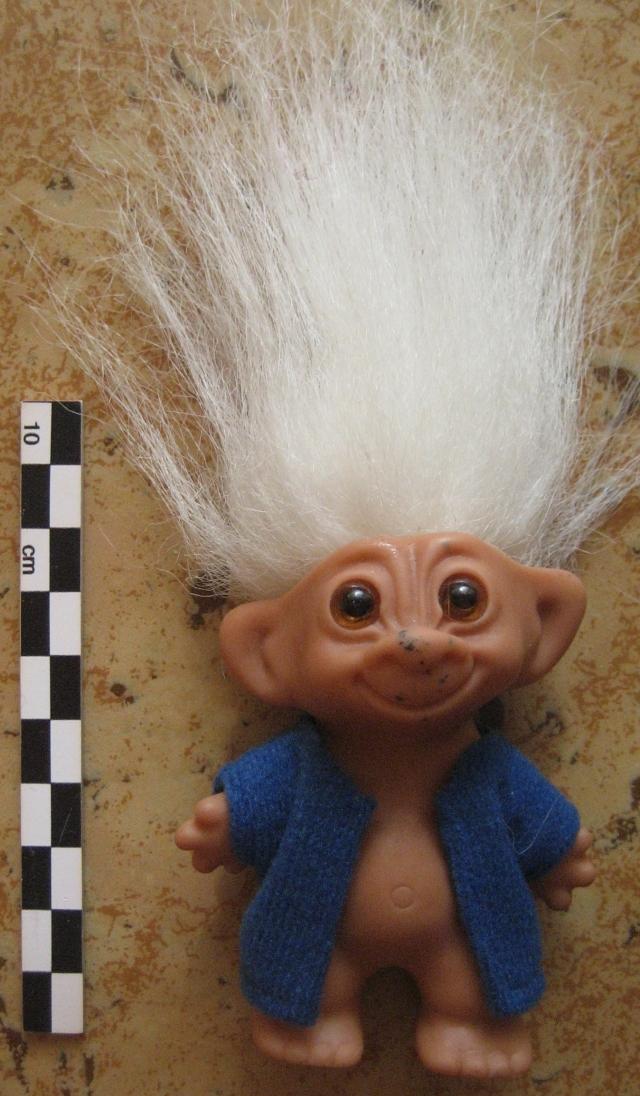 Trolls Wishnik, par Uneeda 12082807280515254110255872