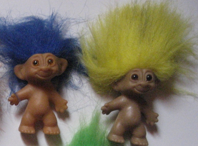 Trolls Wishnik, par Uneeda 12082807285315254110255879