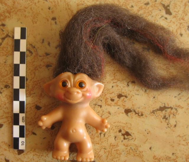 Trolls Wishnik, par Uneeda 12082807294515254110255893