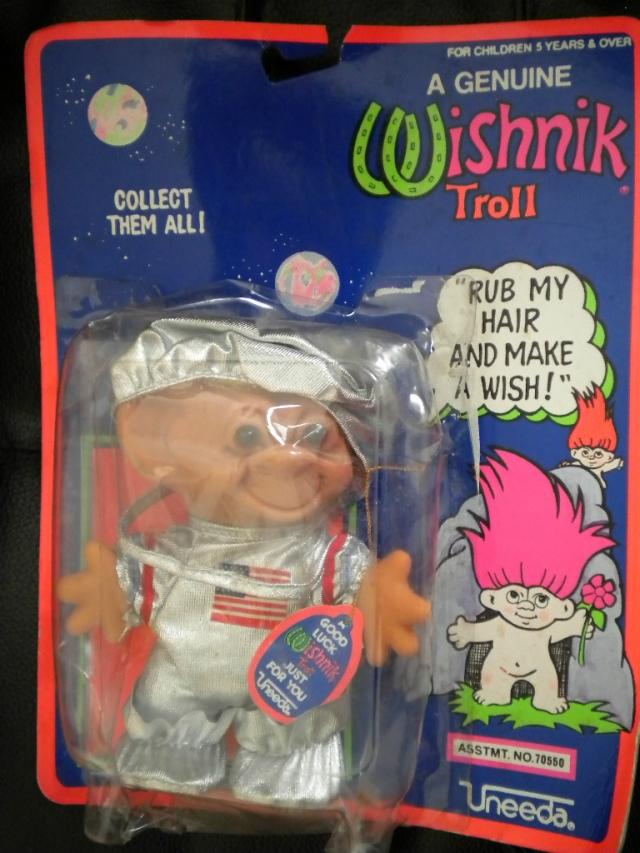 Trolls Wishnik, par Uneeda 12082807594215254110256027