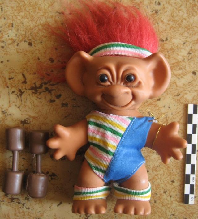 Trolls Wishnik, par Uneeda 12082905155115254110258662