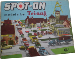 Catalogue Spot-On 1961