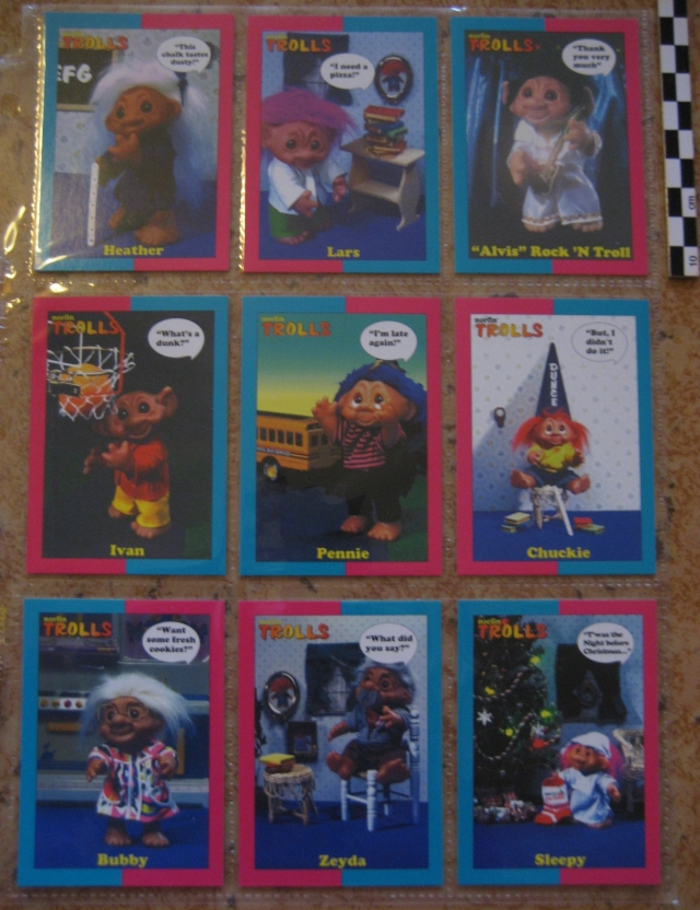 Revues, livres et trading cards Dam/Norfin 12090408220115254110283137