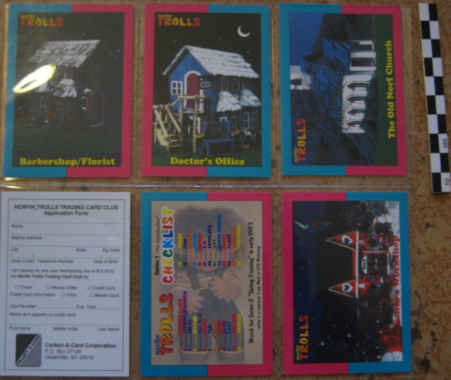 Revues, livres et trading cards Dam/Norfin 12090408235115254110283146