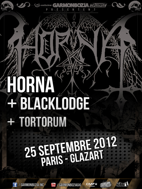 Horna @ Paris