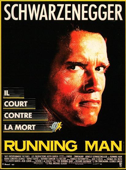 RETOUR VERS LES 80's : RUNNING MAN (1987) dans Cinéma 12090808410815263610294273