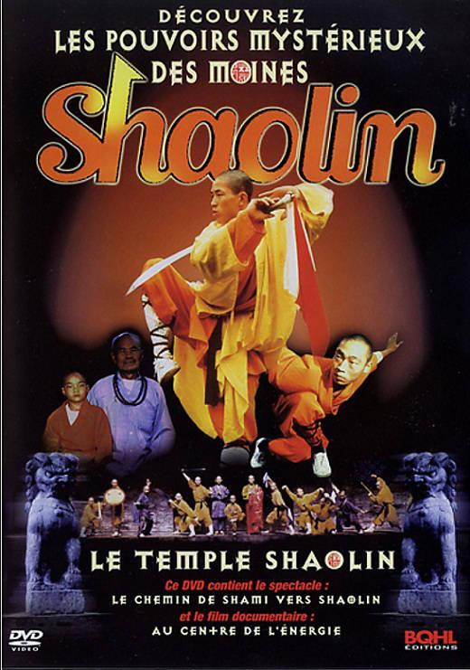 Les pouvoirs mystérieux des moines shaolin [FRENCH][TVRIP]