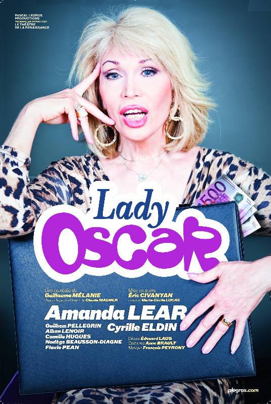 Lady Oscar avec Amanda Lear [TVRIP]