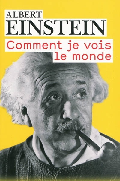 [Multi] Albert Einstein - Comment je vois le monde [TVRIP]