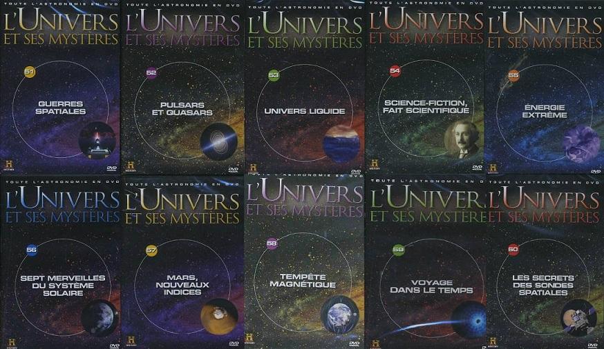 L'Univers et ses Mystères - [51-60] - [FRENCH][DVDRIP]