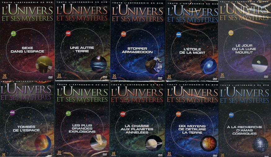 L'Univers et ses Mystères - [41-50] - [FRENCH][DVDRIP]