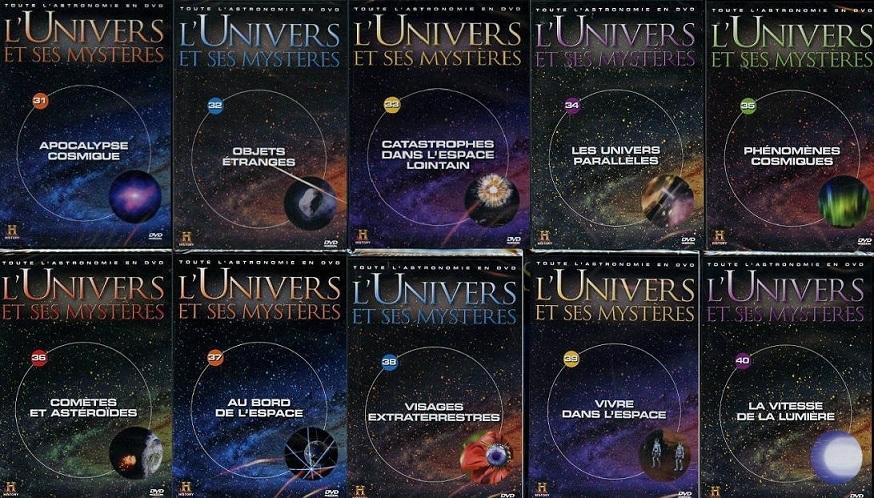 L'Univers et ses Mystères - [31-40] - [FRENCH][DVDRIP]