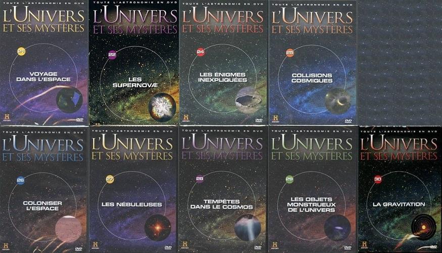 L'Univers et ses Mystères - [21/30] - [FRENCH][DVDRIP]