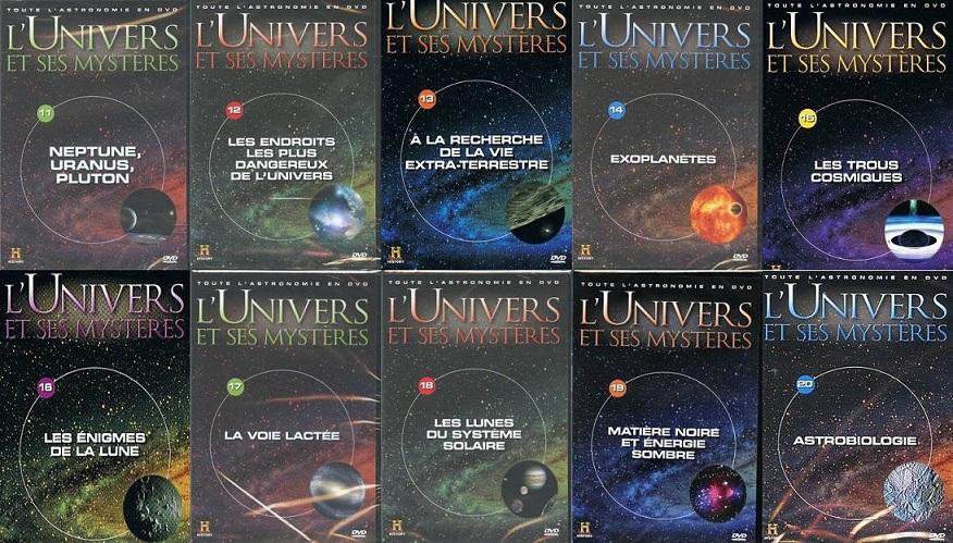 L'Univers et ses Mystères - [11/20] - [FRENCH][DVDRIP]