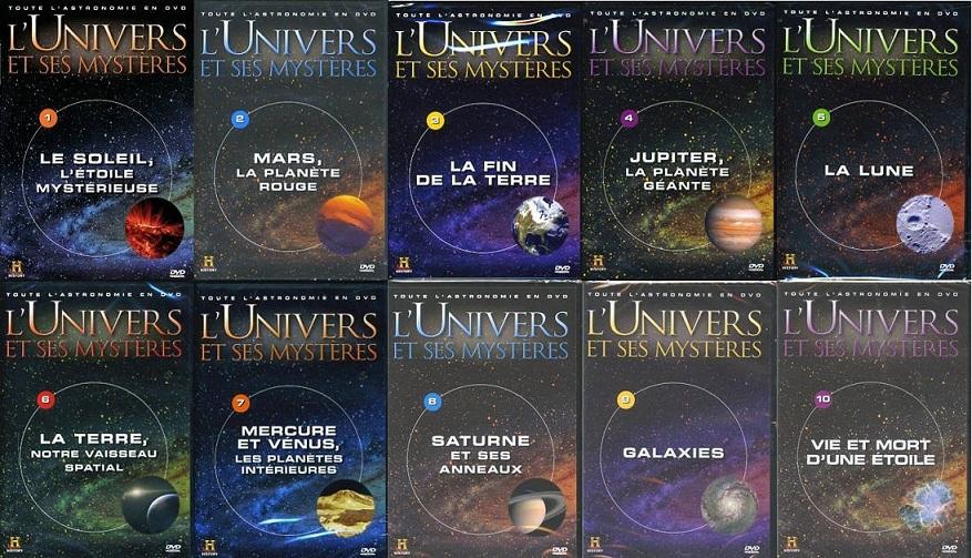 L'Univers et ses Mystères - [1/10] - [FRENCH][DVDRIP]