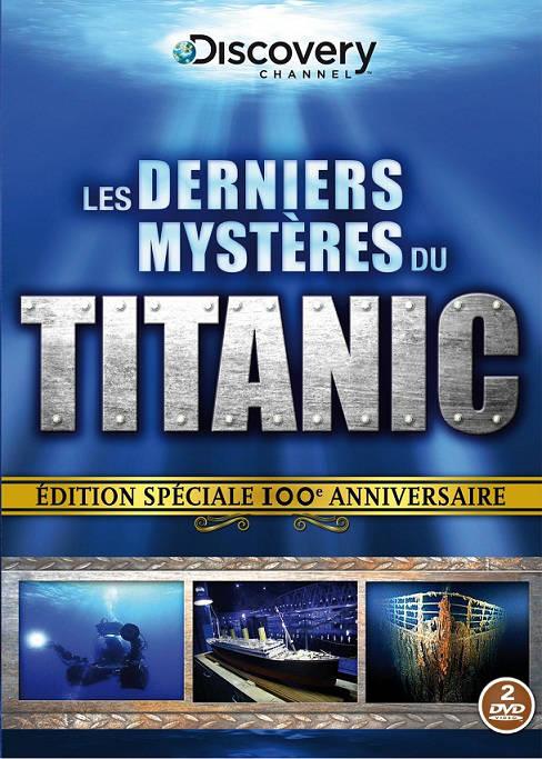Les Derniers Mystères du Titanic [FRENCH][DVDRIP]