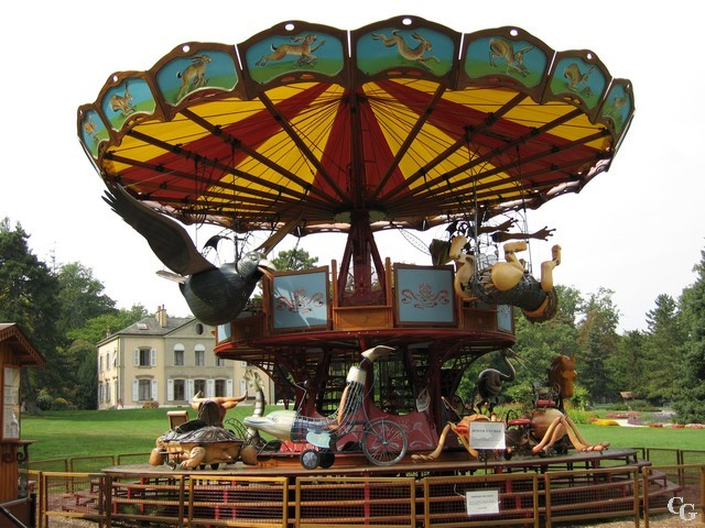 Le Carrousel du Jardin Botanique de Genève 1209091113091858210301166