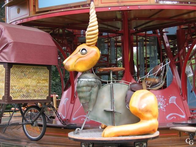 Le Carrousel du Jardin Botanique de Genève 1209091113201858210301170