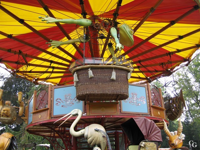 Le Carrousel du Jardin Botanique de Genève 1209091113321858210301176