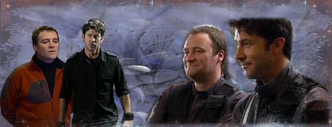 Stargate Atlantis-Tout est possible-John et Rodney-G 1209100948043599810304684