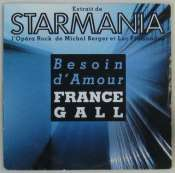 Gall France Besoin d'amour