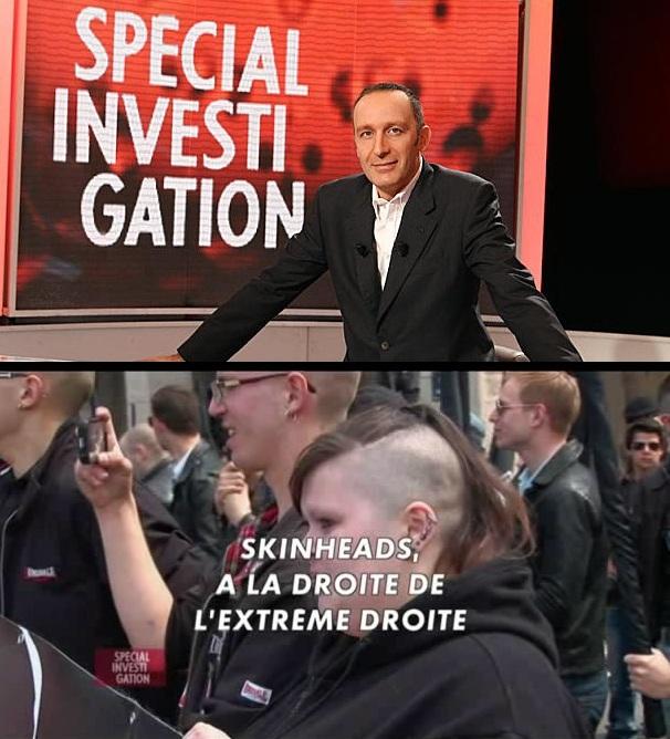 Spécial investigation - Skinheads : à la droite de l'extrême droite - 10/09/2012 [FRENCH][PDTV]