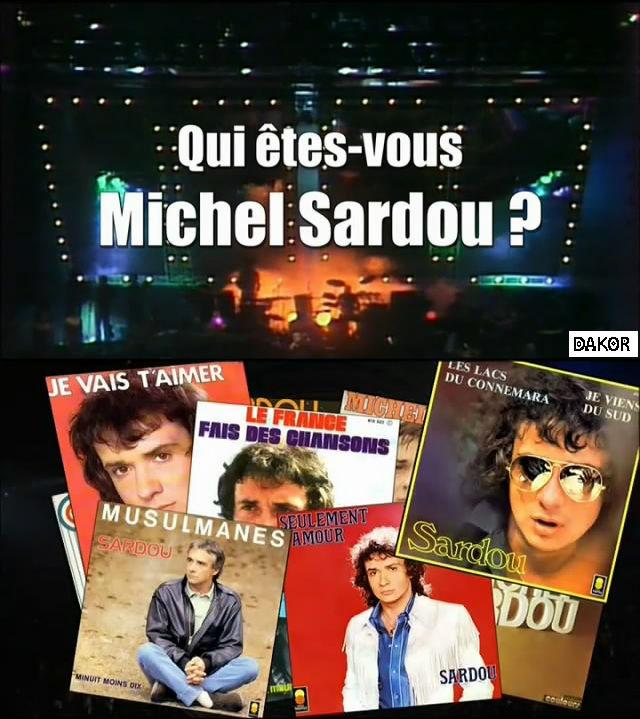 Qui êtes-vous Michel Sardou ? - 10.09.2012 [TVRIP]